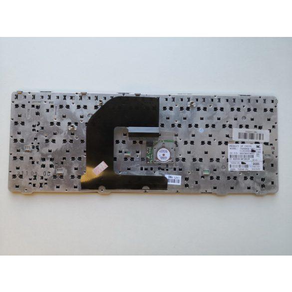 HP22A - klaviatúra angol UK, fekete (Probook 6460b, 6470b, Elitebook 8460p, 8470p, 8470w)