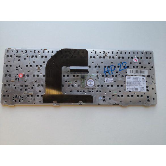 HP22B - klaviatúra german GE, fekete (Elitebook 8460p, 8470p, 8470w, Probook 6460b, 6470b)