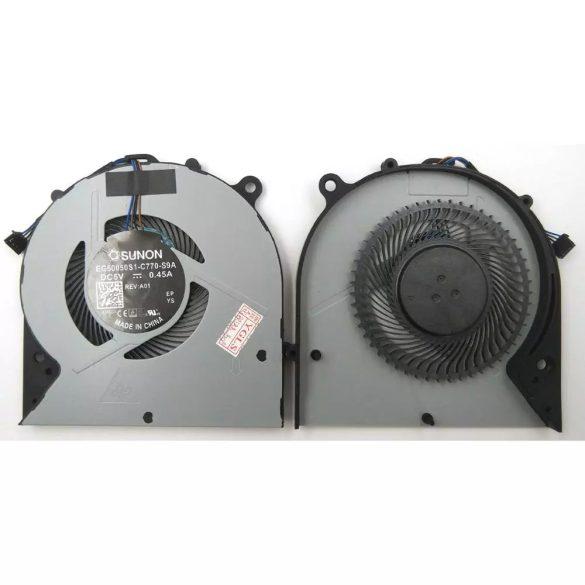 HP28 - CPU hűtő ventilátor Elitebook 740 G3, G4, Elitebook 745 G3, G4 Elitebook  755 G3, G4, Elitebook 840 G3, G4, Elitebook 850 G3, G4