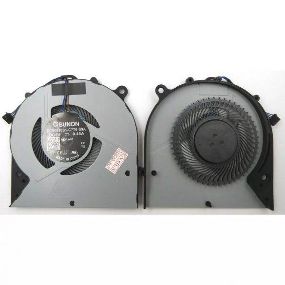 HP28 - CPU hűtő ventilátor Elitebook 740 G3, G4, Elitebook 745 G3, G4 Elitebook, Elitebook 840 G3, G4,
