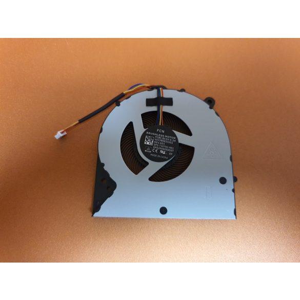 HP30 - CPU hűtő ventilátor Elitebook 850 G3, G4 (821184-001)