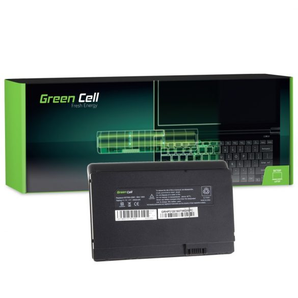 Green Cell akku HP Mini 1000 1001 1005 1025 / 11,1V 4400mAh