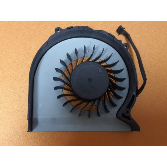 HP33 - CPU hűtő ventilátor Zbook 15 G1, Zbook 15 G2  (734289-001)