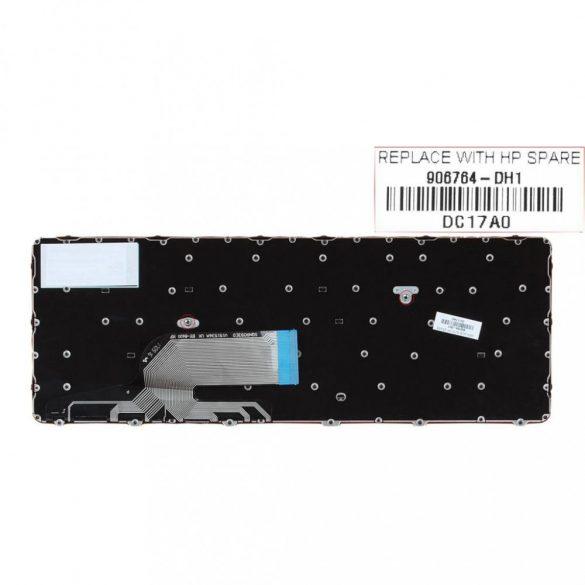 HP33 - klaviatúra francia FR, fekete (Probook 430 G3, 430 G4, 440 G3, 440 G4, 640 G2, G3, 645 G2, 645 G3)