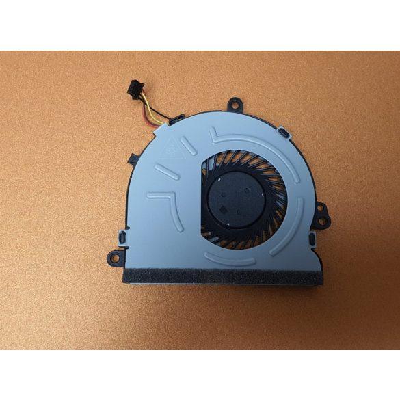 HP35 - CPU hűtő ventilátor HP 15-DA, 15-DR, 15-DX ,15-DB, 15Q-DX, 15T-DS, 250 G7, 255, G7 256 G7, TPN-C129, TPN-C130 (L20474-001)