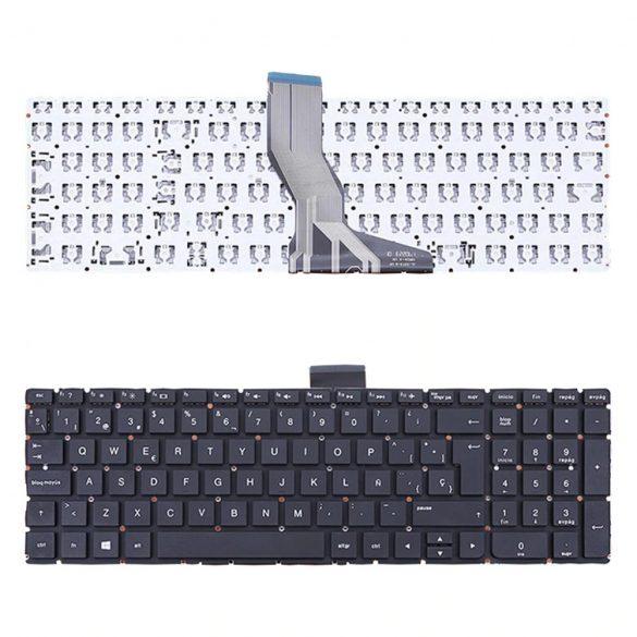 HP38 - klaviatúra spanyol, fekete, (Pavilion 15-AB, 15-AK, 15-AN)