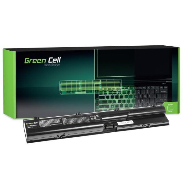 Green Cell Battery for HP 4430S 4530S 4730S / 11,1V 4400mAh