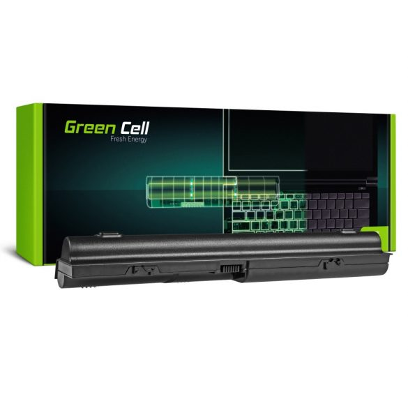 Green Cell akku HP 4430S 4530S 4730S/ 11,1V 6600mAh