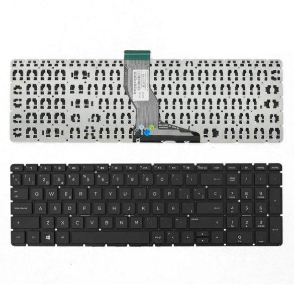 HP48 - klaviatúra angol UK, fekete (HP 250 G6, 255 G6, 156 G6, 15-BS, 15T-BS, 15-BW, 15Z-BW)