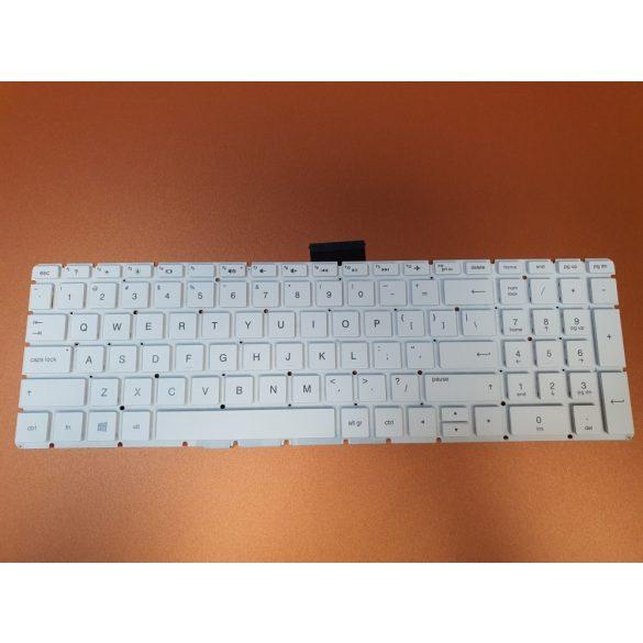 HP48 - klaviatúra angol UK, fehér (HP 250 G6, 255 G6, 256 G6, 15-BS, 15T-BS, 15-BW, 15Z-BW)