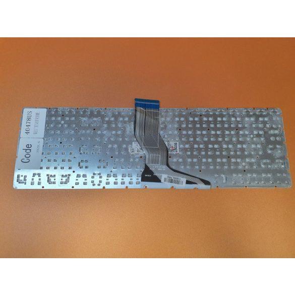 HP48 - klaviatúra angol UK, fehér (HP 250 G6, 255 G6, 156 G6, 15-BS, 15T-BS, 15-BW, 15Z-BW)