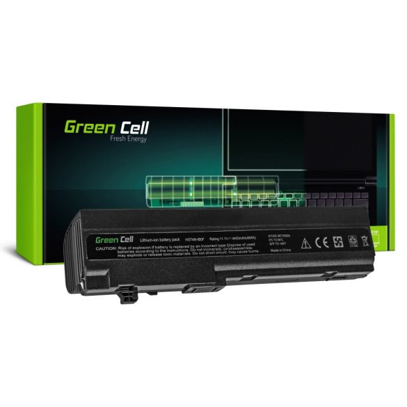 Green Cell akku HP Mini 5100 5101 5102 5103 / 11,1V 4400mAh