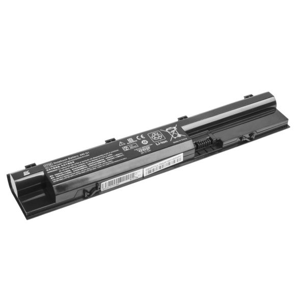 Green Cell ULTRA akku HP ProBook 440 445 450 470 G0 G1 470 G2 / 11,1V 6800mAh