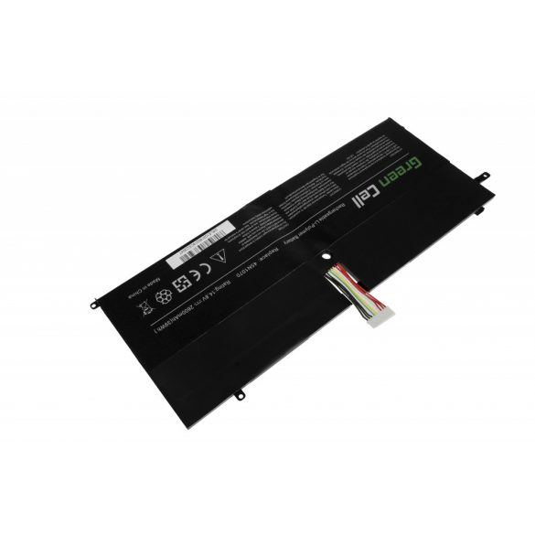 Green Cell akku Lenovo ThinkPad X1 Carbon 1 Gen 3443 3444 3446 3448 3460 3462 3463 / 14,4V 2600mAh
