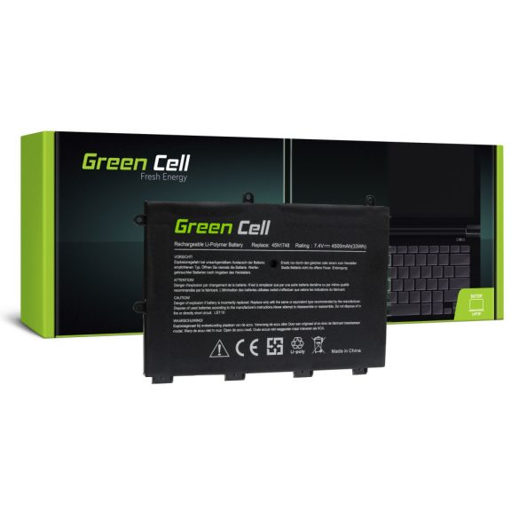 Green Cell akku Lenovo ThinkPad Yoga 11e / 7,4V 4500mAh