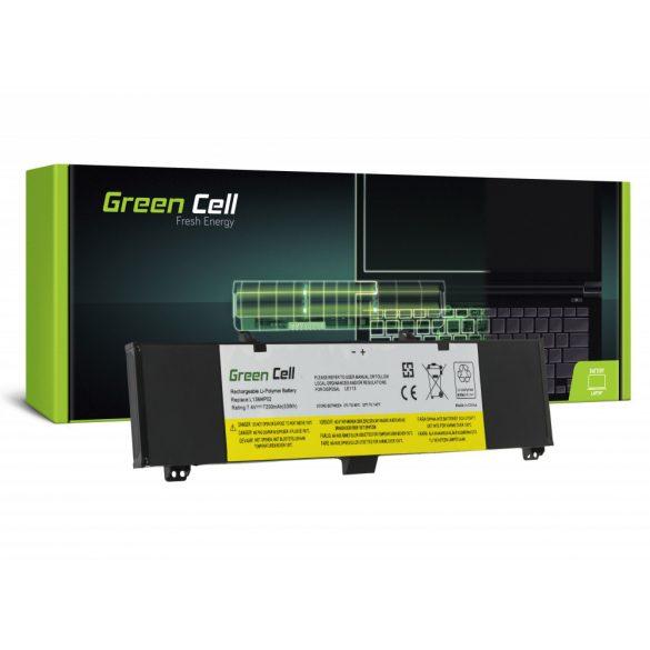Green Cell akku Lenovo Y50 Y50-70 Y70 Y70-70 / 7,4V 7200mAh