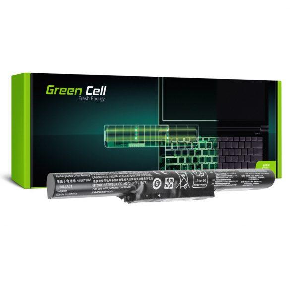 Green Cell akku Lenovo Z51 Z51-70 IdeaPad 500-15ISK / 14,4V 2200mAh
