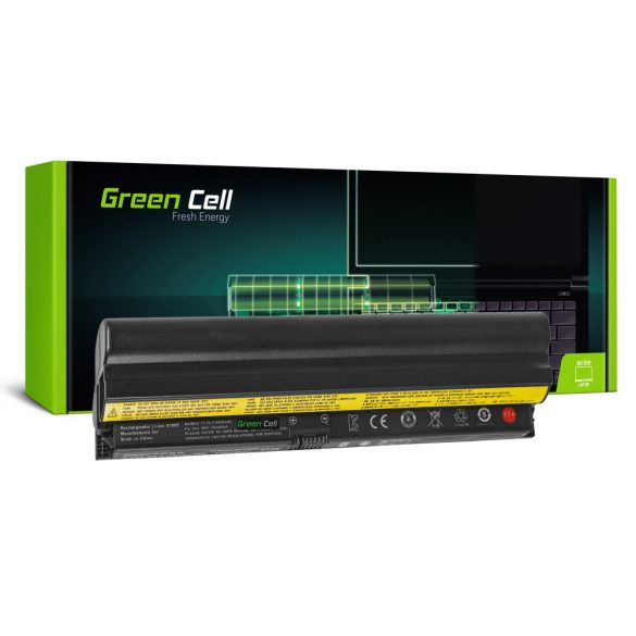 Green Cell akku Lenovo ThinkPad X100e X120 X120e, Edge E10 11 / 11,1V 4400mAh