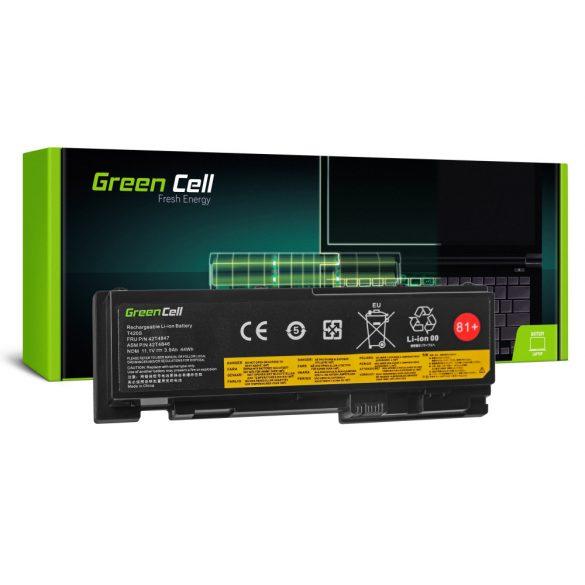 Green Cell akku Lenovo ThinkPad T420s T420si / 14,4V 3600mAh