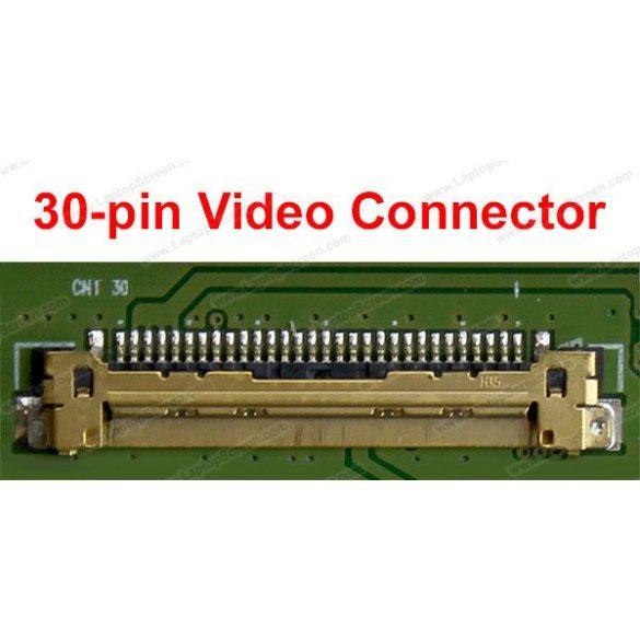 "LP156WF6-SPB1 LG Philips LCD 15,6"" SLIM FHD IPS 30 pin fényes"