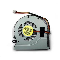 LV02 - CPU hűtő ventilátor Ideapad  Z480, Z485, Z580, Z585