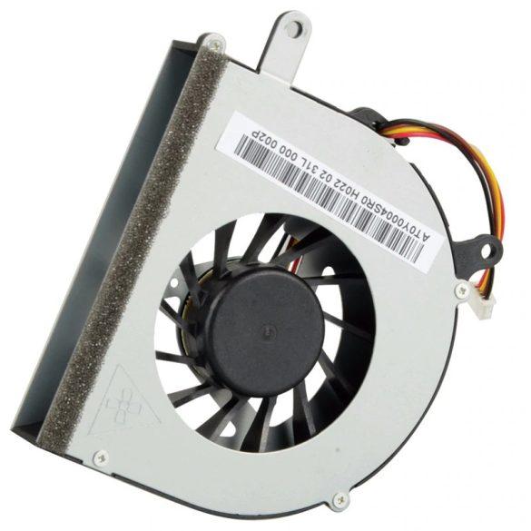 LV03 - CPU hűtő ventilátor Ideapad G400, G405, G500, G505, G500A, G490, G410, G510,