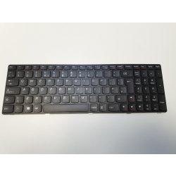 LV04 - klaviatúra angol UK, fekete (IdeaPad G500, G505, G510, G700, G710)