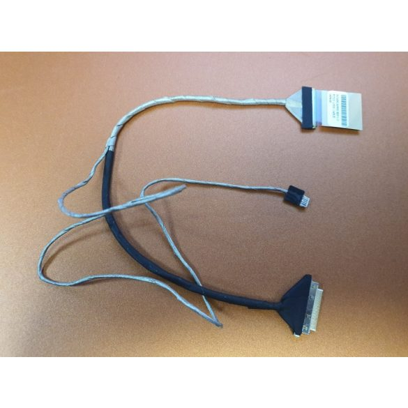 LV04 - Lenovo Ideapad U510 videó kábel 40 pin LVDS (DC02001KW00)