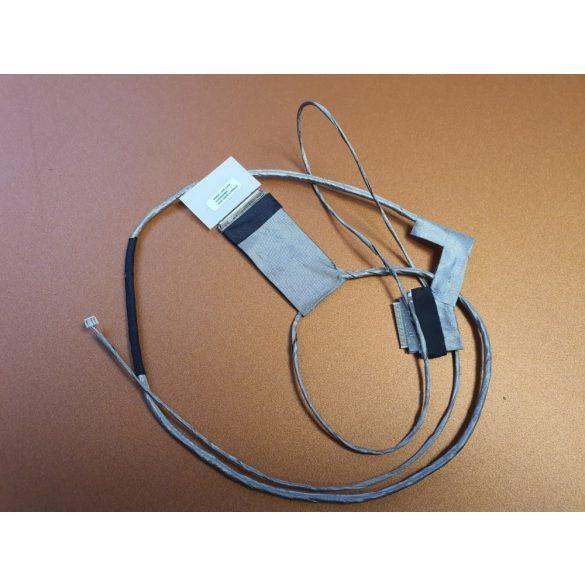 LV05 - Lenovo G500, G505, G510 videó kábel 40 pin LVDS (DC02001PR00)