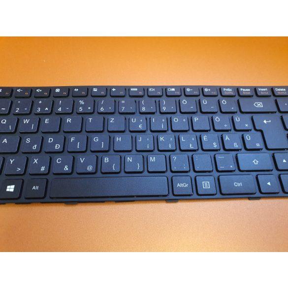 LV10 - klaviatúra magyar HU, fekete (Ideapad 100-15IBY, B50-10)