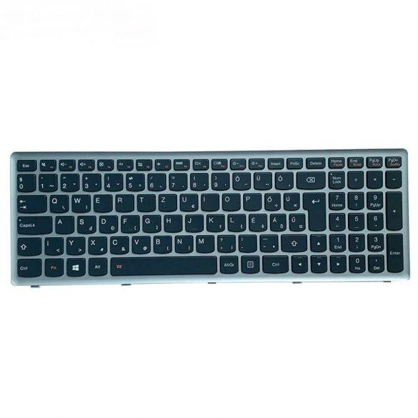 LV13 - klaviatúra magyar HU, fekete, világító (G500C G500S G500H S500 S500C G505s G510S Flex15 15D)