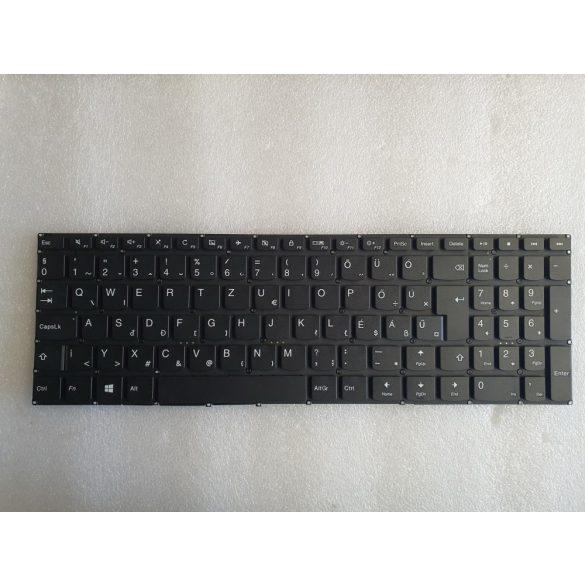 LV15 - klaviatúra, magyar HU, fekete ( Ideapad 110-15ISK, IKB, 310-15ISK, IKB, 510-ISK, IKB, V110)