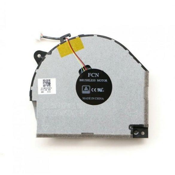 LV15B - CPU hűtő ventilátor Lenovo Legion Y7000, Y530, Y530-15ICH (DC28000DPF0)
