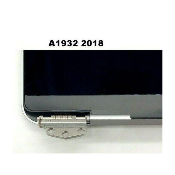 Macbook Air A1932 (2018-19) komplett szerelt kijelző szürke (space gray)