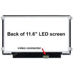"""N116BGE-EA2 Chimei Innolux LCD 11,6"""" SLIM HD 30 pin matt"""