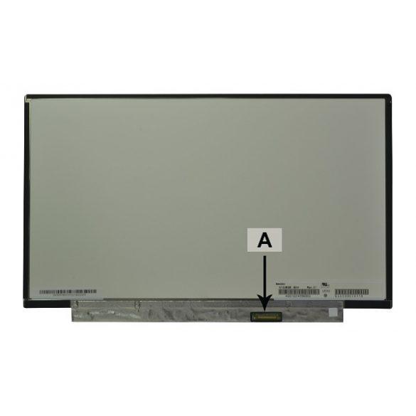"N133BGG-EA1 Chimei Innolux LCD 13,3"" SLIM HD 30 pin matt (no ears)"
