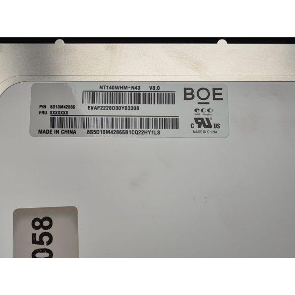 "NT140WHM-N43 BOE Hydis LCD 14,0"" SLIM HD 30pin matt (Near bezel)"
