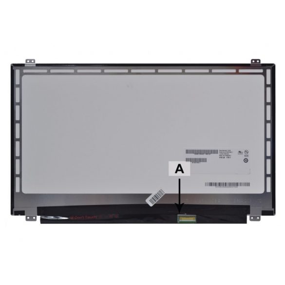 "NT156WHM-N42 BOE Hydis LCD 15,6"" SLIM HD 30 pin matt"