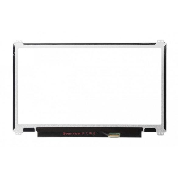 "NV133FHM-N52 BOE Hydis LCD 13,3"" SLIM FHD IPS 30 pin matt, Color gamut 72%"