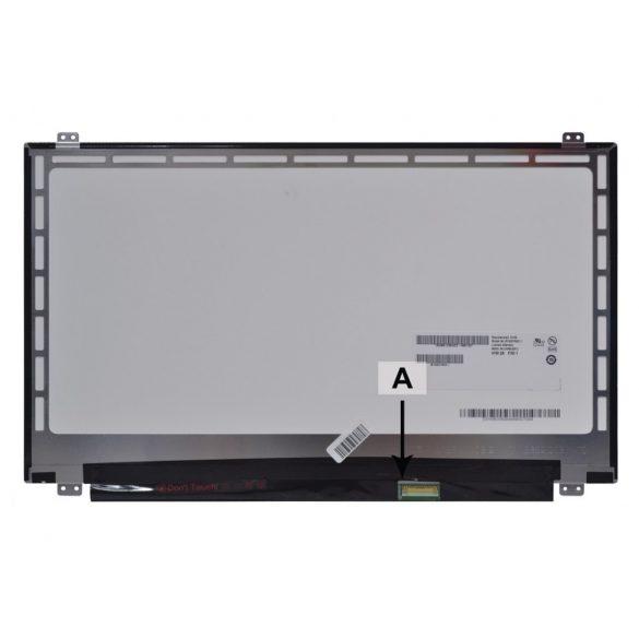 "NV156FHM-N43 BOE Hydis kijelző 15,6"" SLIM FHD IPS 30 pin matt (Color gamut 72%)"