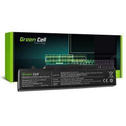 Green Cell battery for Samsung R519 R522 R530 R540 R580 R620 R719 R780 (black) / 11,1V 4400mAh