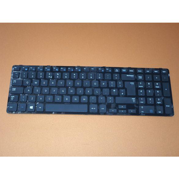 SA08 - klaviatúra angol UK, fekete (350E5, 355E5, NP350E5,  NP350E7, NP355E5, NP355E7)