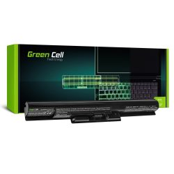 Green Cell akku Sony Vaio SVF14 SVF15 Fit 14E 15E / 14,4V 2200mAh