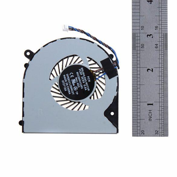 TB03 - CPU hűtő ventilátor Satellite L950, L950D L955 L955D,