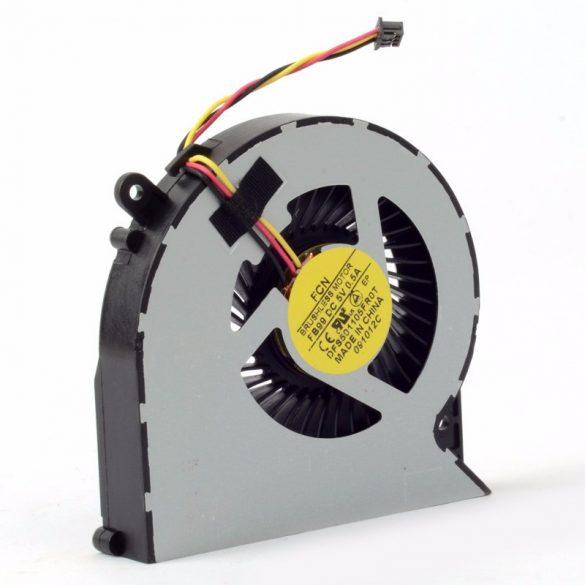 TB07 - CPU hűtő ventilátor Satellite L850 L855 L855D L870 L870D L875 L875D C850 C855 C870 C875