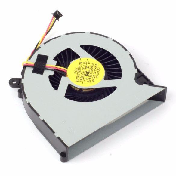 TB07 - CPU hűtő ventilátor Satellite C50-A, C55-A, L850, L855, L870, L875, C850, C855, C870, C875