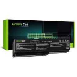 Green Cell akku Toshiba Satellite C650 C650D C660 C660D L650D L655 L750 / 11,1V 4400mAh
