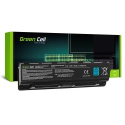 Green Cell akku Toshiba Satellite C850 C855 C870 L850 L855 / 11,1V 4400mAh